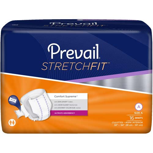 Prevail Briefs Adult Diapers