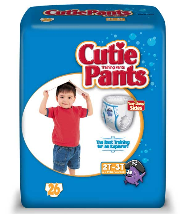 Cutie Pants for Boys 2T-3T