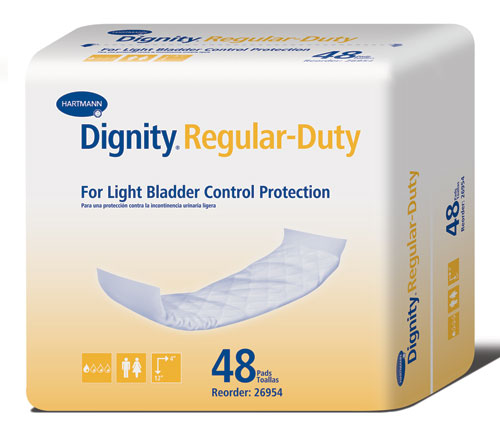 Dignity Regular-Duty Pads