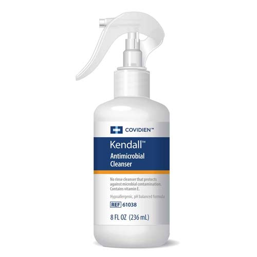 Kendall Antimicrobial Cleanser