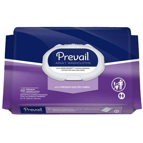 Prevail Quilted Washcloths