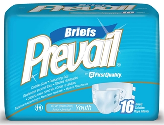 Prevail Youth Briefs