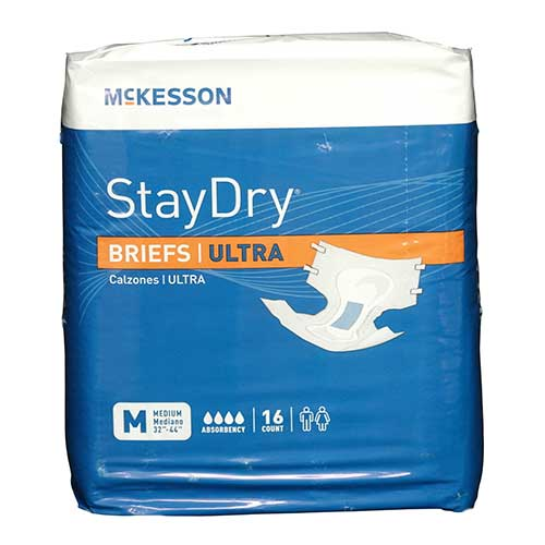 Stay Dry Ultra Briefs