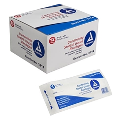 Sterile Stretch Gauze Bandages