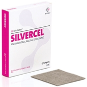 Silvercel Antimicrobial Alginate Dressing