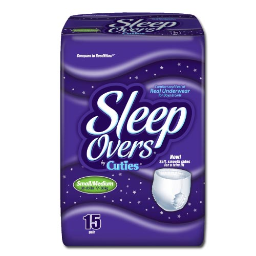 Sleep Overs Youth Pants 45-65 lbs