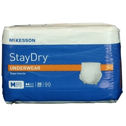 Stay Dry Ultra Underwear