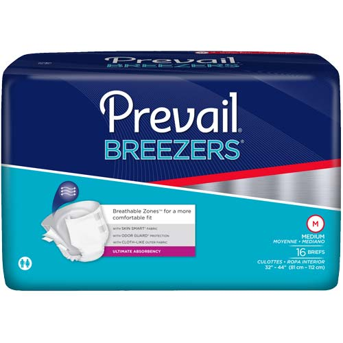 Breezers Adult Briefs
