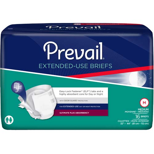 Prevail Extended Use Briefs