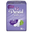 Prevail Bladder Control Pads Moderate Protection Long