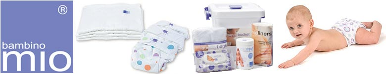 Bambino Mio Cloth Baby Diapers
