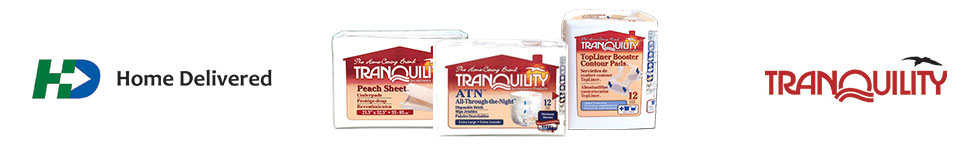 Tranquility Adult Incontinence Products