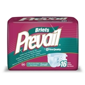 Prevail Small Adult Briefs