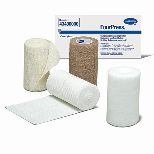 FourPress Bandaging System
