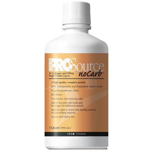 ProSource NoCarb Liquid Protein
