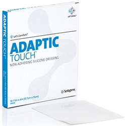 Adaptic Touch Silicone Dressings