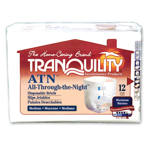 Tranquility ATN Adult Briefs