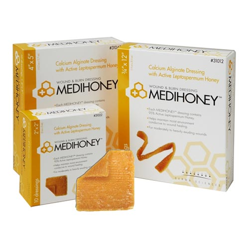 Medihoney Calcium Alginate