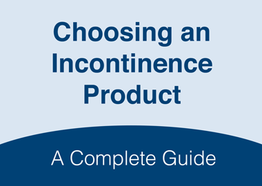 Incontinence Product Guide